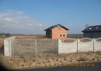 działka na sprzedaż - Brzeziny (gw), Szymaniszki