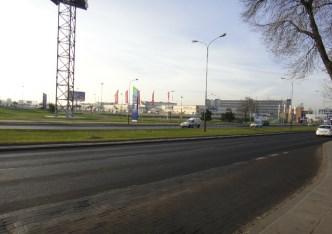 działka na sprzedaż - Łódź, Widzew, Brzezińska
