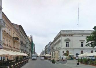 działka na sprzedaż - Łódź, Śródmieście, Deptak